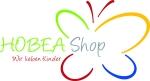 Hobea Shop Logo Schmetterling